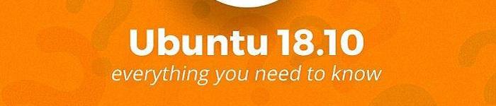 Ubuntu 18.10 (Cosmic Cuttlefish) 正式发布