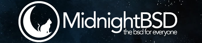 MidnightBSD 发布 1.0 版