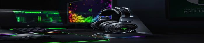 Razer发布旗下Nari影鲛全新系列无线游戏耳机