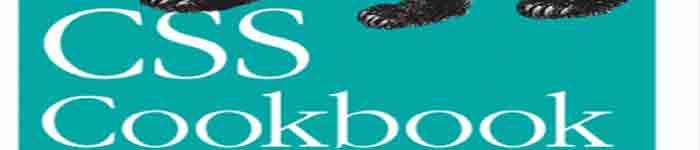 《CSS.Cookbook》pdf电子书免费下载