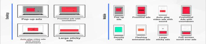 12月份开始Chrome将屏蔽所有不友好的广告