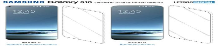 Galaxy S10使用几乎零黑边框的OLED显示屏