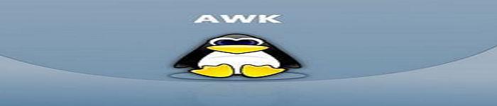 awk的基本使用方法