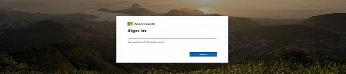 安全登录你的微软账号