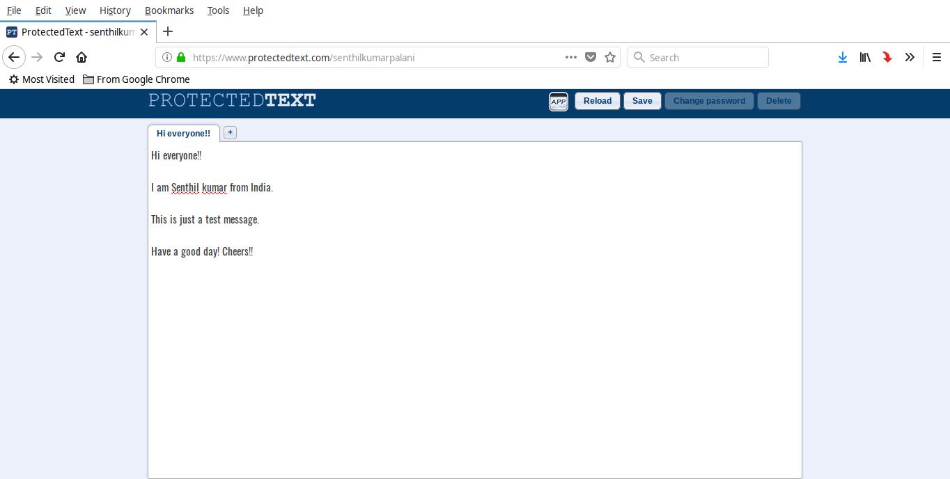 免费的在线加密笔记-ProtectedText免费的在线加密笔记-ProtectedText