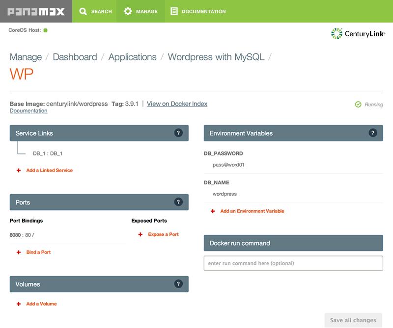 Docker 可视化管理工具 PanamaDocker 可视化管理工具 Panama
