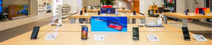 苏宁手机12月实体零售报告五大品牌拿下八成份额