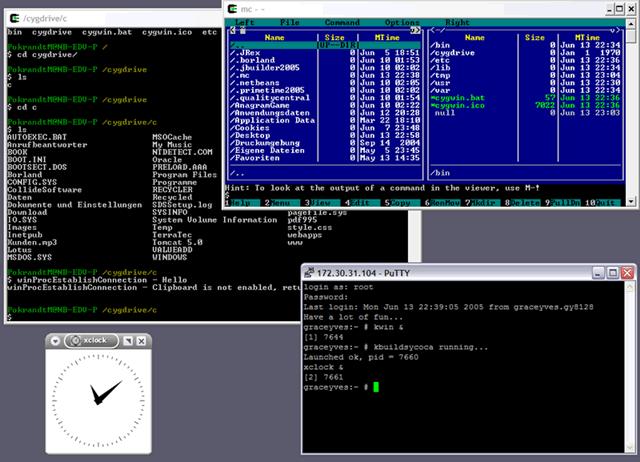 Windows下的Linux开发环境CygwinWindows下的Linux开发环境Cygwin