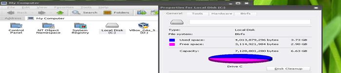 可替代XP系统的ReactOS 0.4.10正式发布