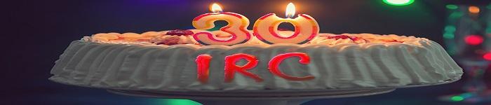 """""""因特网中继聊天"""" IRC 今年30岁了"""