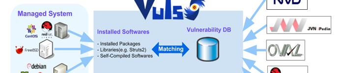 Linux 平台下的漏洞扫描器 Vuls
