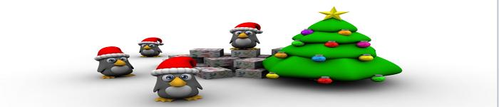 Linux圣诞节