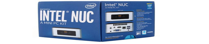 Intel NUC迷你机2019年底迎来i9 8核心16线程