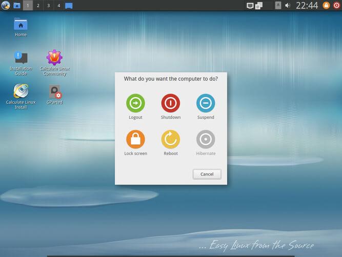 Calculate Linux 发布 18 LXQt是基于Gentoo的发行版Calculate Linux 发布 18 LXQt是基于Gentoo的发行版