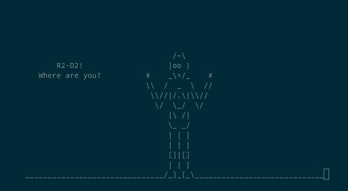 远程获得的有趣的linux命令远程获得的有趣的linux命令
