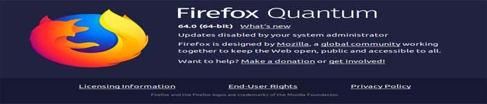 Librefox – 具有隐私增强功能的Firefox浏览器