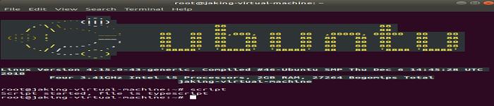 Linux终端记录神器