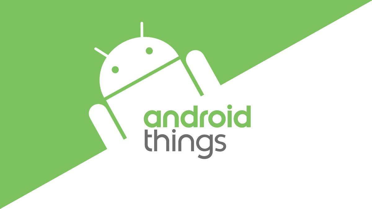 Android Things 将专注于智能扬声器和显示器Android Things 将专注于智能扬声器和显示器