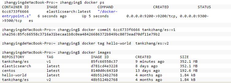docker 创建image上传到 docker hub并下载docker 创建image上传到 docker hub并下载