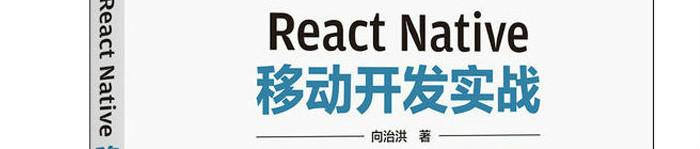 《React Native移动开发实战》pdf电子书免费下载