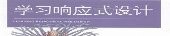 《学习响应式设计》pdf电子书免费下载