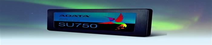 内存大厂威刚发布速度高达550MB/s的固态硬盘SU750