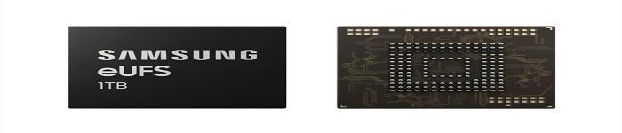 三星Galaxy S10可望率先应用于1TB的手机内存