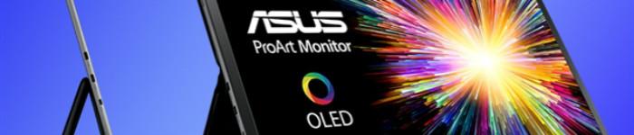 全球首款OLED专业显示器上市!价格太毒
