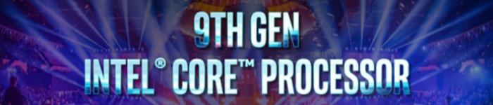 Intel发6款全新9代i9/i7/i5 CPU:巅峰8核