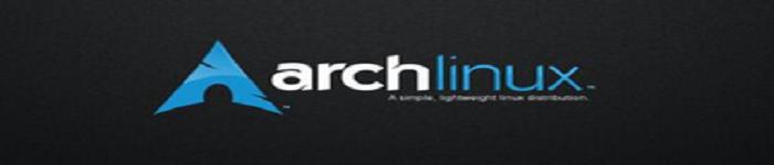 修改archlinux桌面菜单及下载源