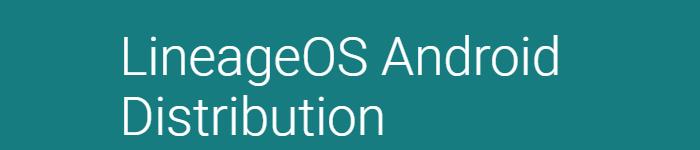 LineageOS 正式发布 16.0 版