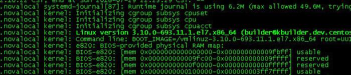 如何使用Journalctl查看并操作Systemd日志