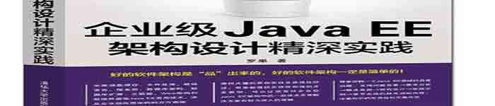 《企业级Java EE架构设计精深实践》pdf电子书免费下载
