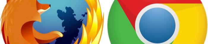 把你的火狐浏览器改成Chrome样式