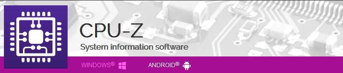 CPU-Z 1.89 支持中国兆芯处理器啦