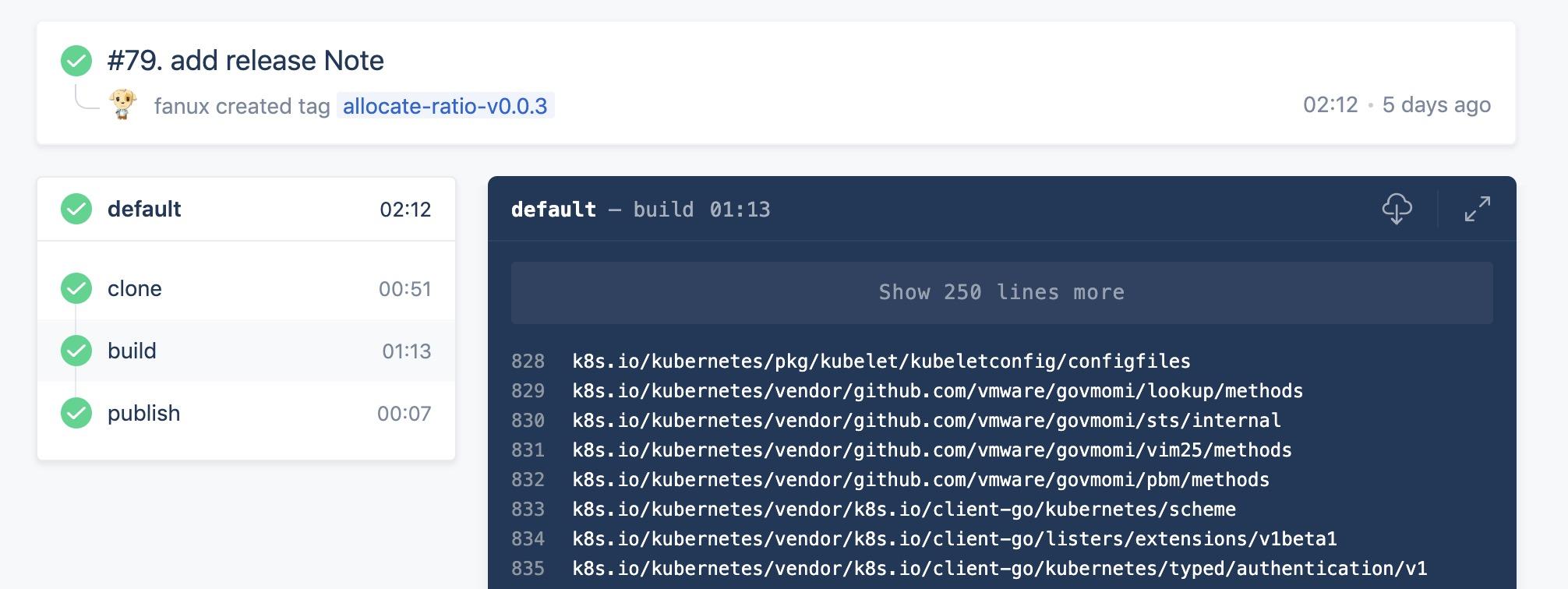 细述kubernetes开发流程细述kubernetes开发流程