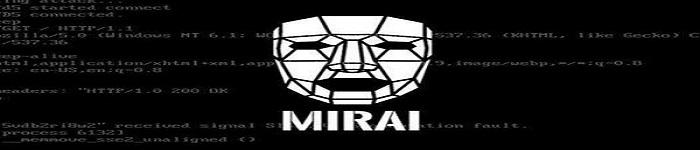 Mirai变种预警