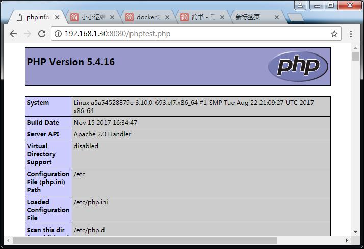 Docker容器里部署Apache+PHP+MariaDB+phpMyAdminDocker容器里部署Apache+PHP+MariaDB+phpMyAdmin