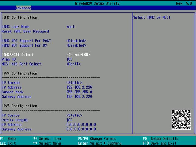 华为服务器设置iBMC管理网口IP地址,开启Monitor图文教程华为服务器设置iBMC管理网口IP地址,开启Monitor图文教程