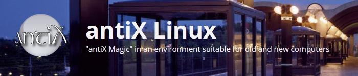 基于 Debian 的 antiX 19 Beta 1 发布