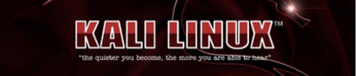 Kali Linux分享新年路线图