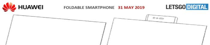 华为首款双折叠全面屏手机曝光:绝对神往