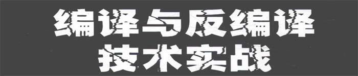 《编译与反编译技术实战》pdf版电子书免费下载
