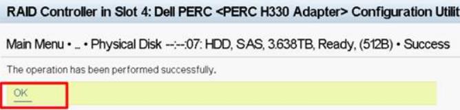 Dell R740服务器设置磁盘直通,不做RAID虚拟磁盘阵列Dell R740服务器设置磁盘直通,不做RAID虚拟磁盘阵列