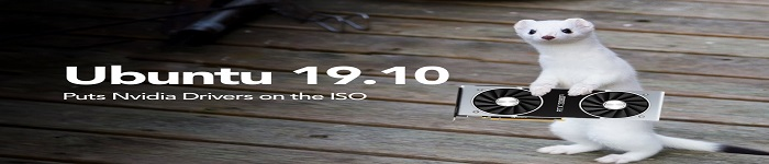 Ubuntu 19.10IOS将捆绑NVIDIA驱动