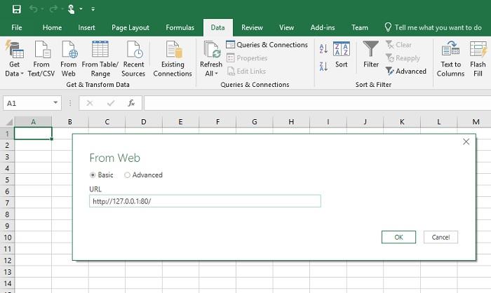 Excel 曝Power Query安全漏洞Excel 曝Power Query安全漏洞
