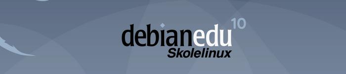 Debian Edu/Skolelinux 10 发布