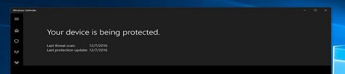 Windows Defender在Win10上可能会被改名