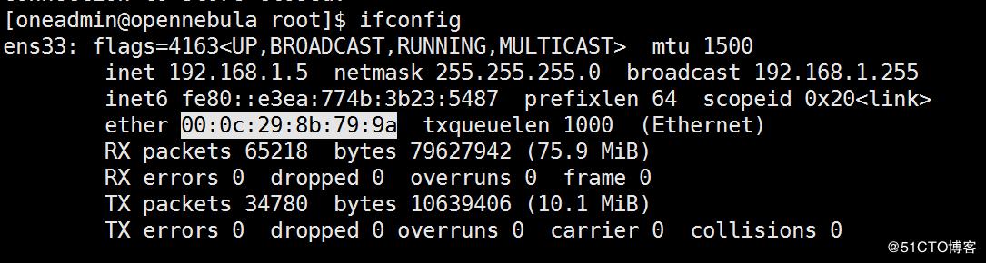 Linux 搭建 OpenNebula 私有云Linux 搭建 OpenNebula 私有云