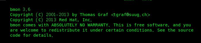 Linux下 bmon 安装使用教程